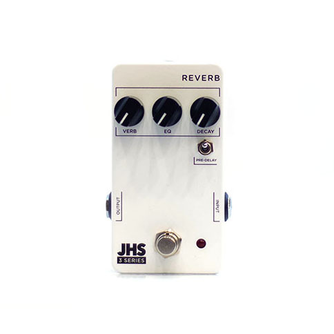 Фото 1 - JHS Pedals 3 Series Reverb (used).