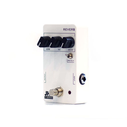 Фото 2 - JHS Pedals 3 Series Reverb (used).