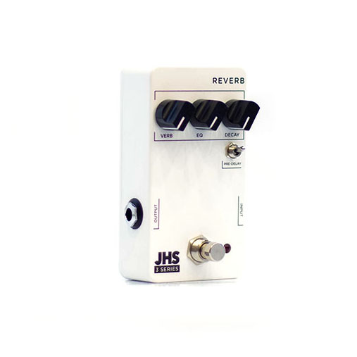 Фото 4 - JHS Pedals 3 Series Reverb (used).