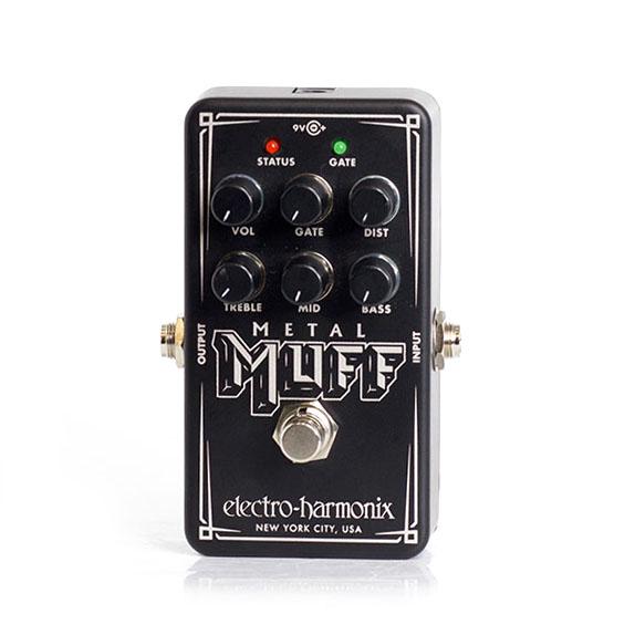 Фото 1 - Electro-Harmonix (EHX) Nano Metal Muff (used).